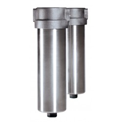 Particulate filters for high temperatures