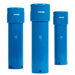 Medium pressure filters (Aluminum ranges)