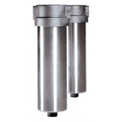 High pressure filters (Stainless steel ranges)