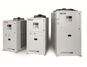 Chillers FRIOPLUG - 7 kW to 128 kW